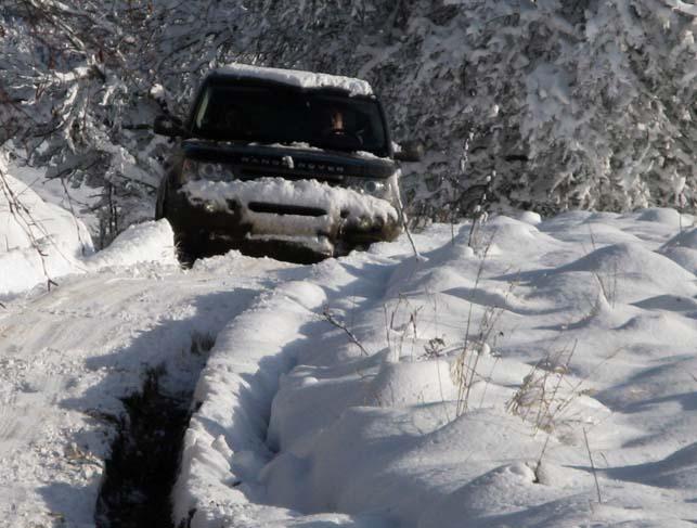 Das Offroad Forum: Im Schnee e e e e e
