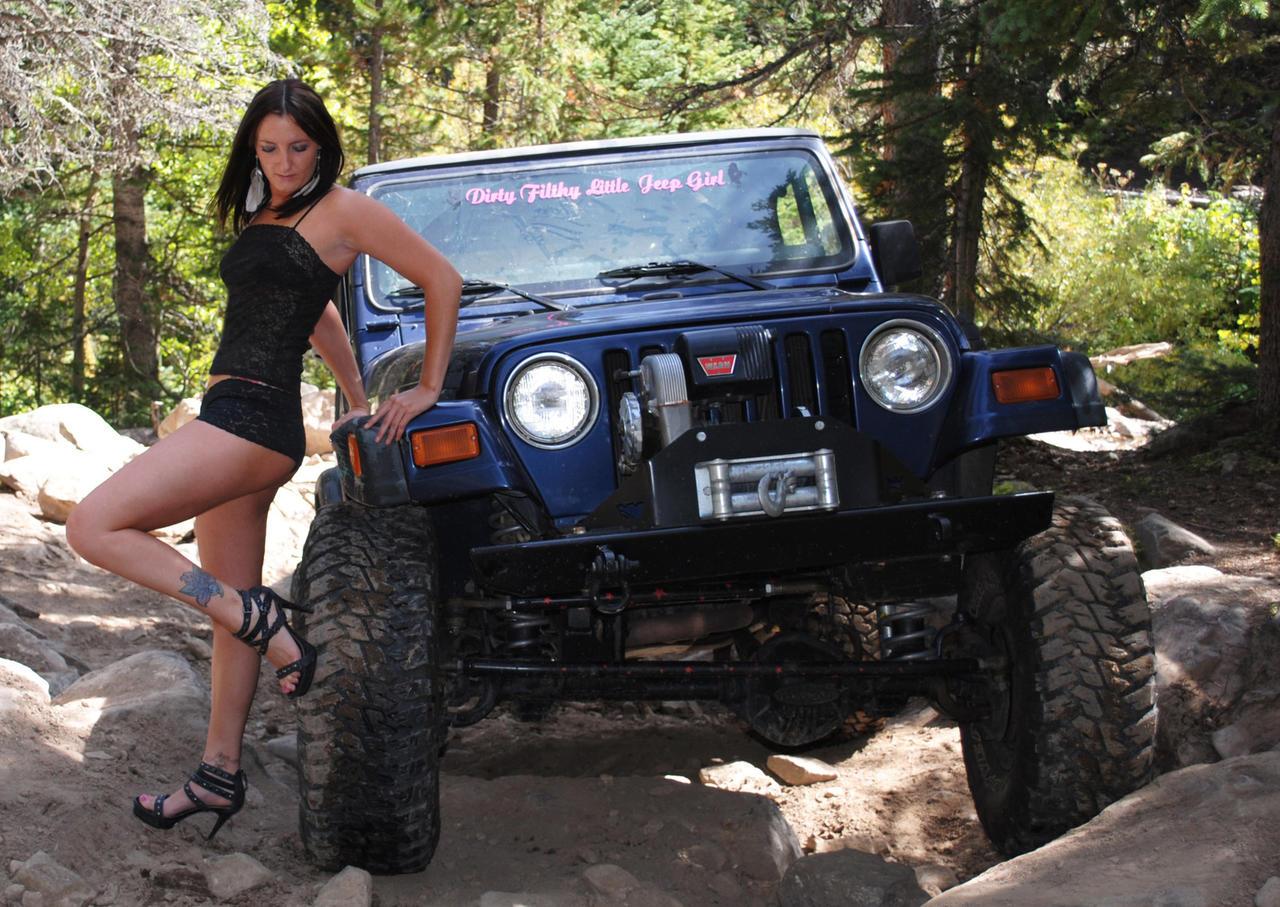 Das Offroad Forum: Der Jeep-Bunny-Fred