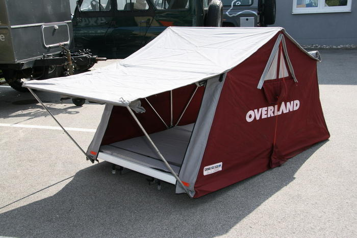 das offroad forum dachzelt overland small. Black Bedroom Furniture Sets. Home Design Ideas