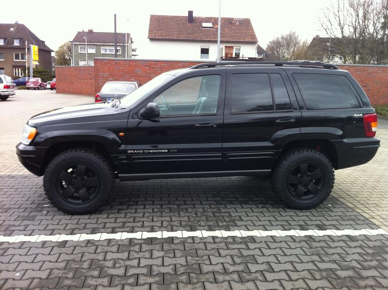 Das Offroad Forum: Jeep Grand Cherokee WG Limited 4,7 V8 HO