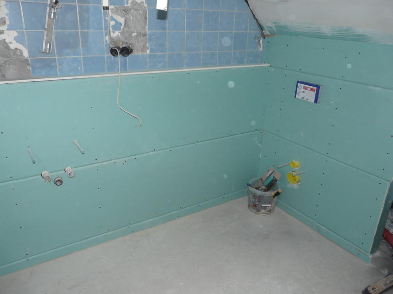 Styrodur Badezimmer | Das Offroad Forum Der Badezimmer Renovierungs Thread